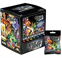 DC Heroclix War of Light Dice Masters Booster Pack