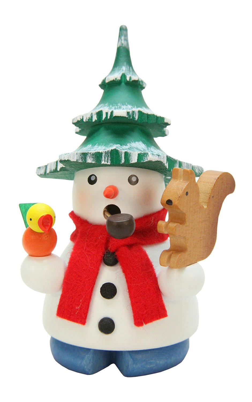 激安通販新作 Alexander Taron Taron Christian Ulbricht装飾雪だるまとツリーハットIncense Burner B076H2KZSQ Alexander B076H2KZSQ, 溝辺町:77bdbaa1 --- aemmontagens.com.br