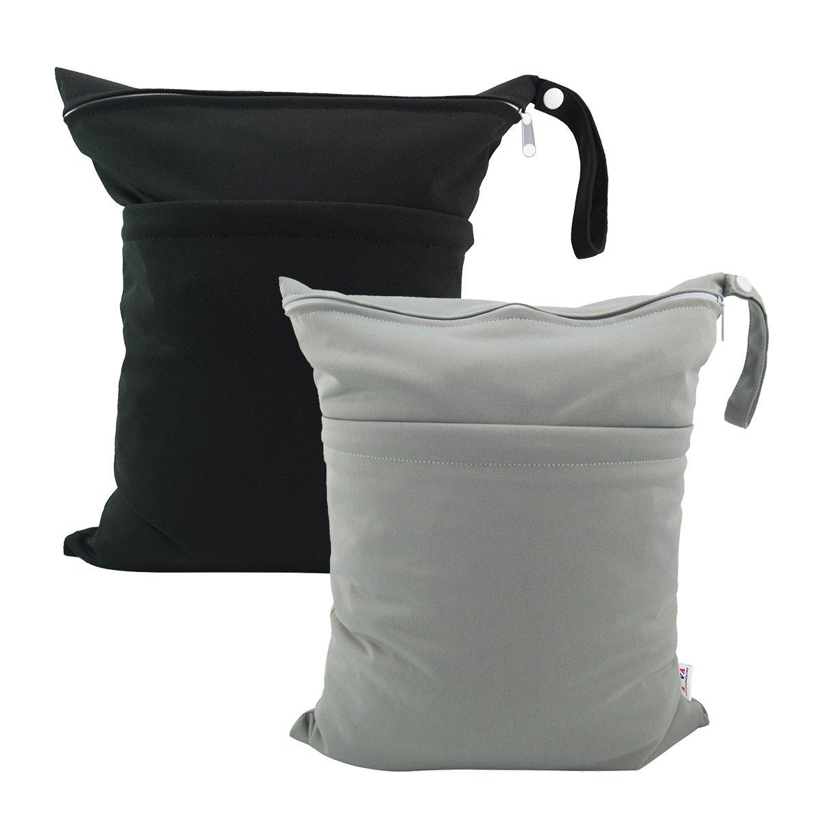 Amazon.com : Wet Bags, Angel Love 2 Pack Baby Cloth Diaper