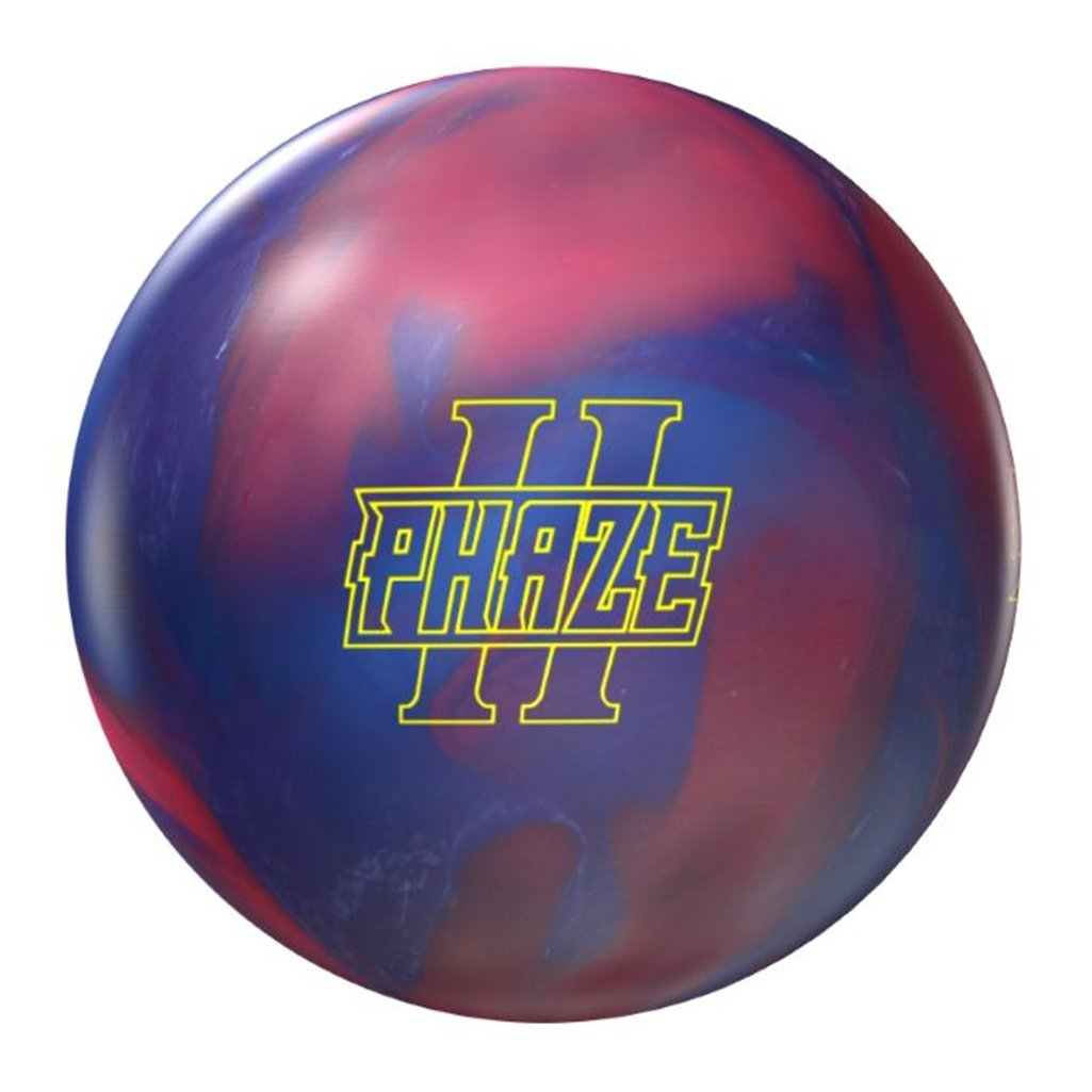 Storm Phaze II Bowling Ball, Red/Blue/Purple, 12 lb