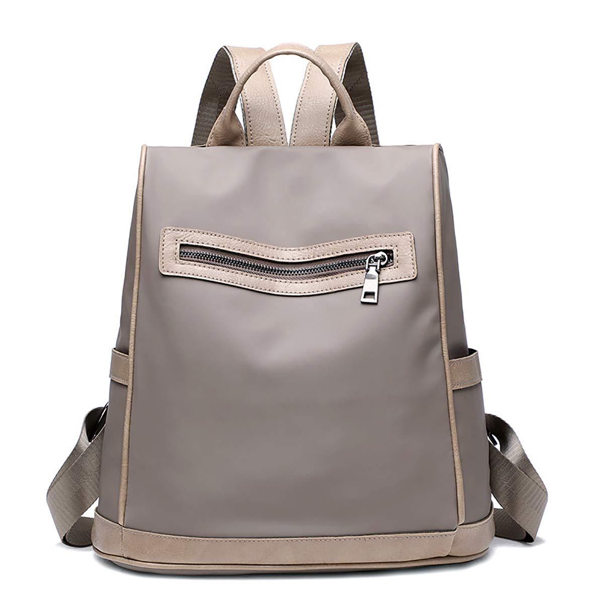 Tisdaini Damen Rucksackhandtaschen Nylon wasserdicht modische diebstahlsicher Reise Freizeit Schulrucksack B07K2TJNM4 Rucksackhandtaschen Tragen Sie Ihr Grünrauen