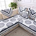 OstepDecor Cotton Classic Sofa Furnit...
