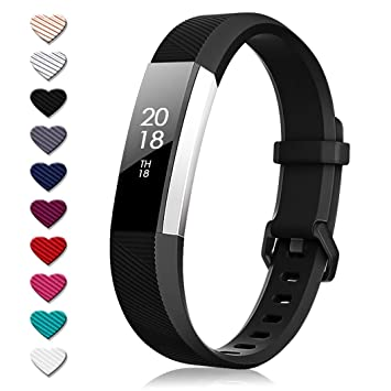 Amazon.com: TreasureMax for Fitbit Alta HR Bands and Fitbit ...
