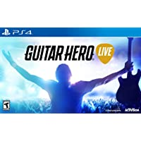 Ps4 Guitar Hero Live Bundle Guitar + Oyunlu Set