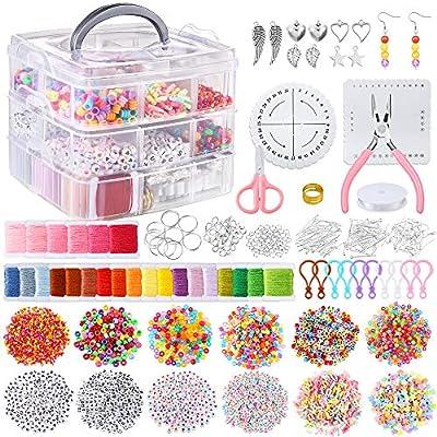 Multi Colour Bracelet Shell Kit NEW Bead Time Kits