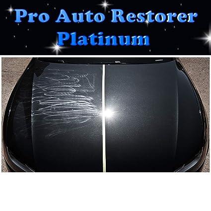 Amazon com: Pro Auto Restorer Platinum Car Scratch and Paint