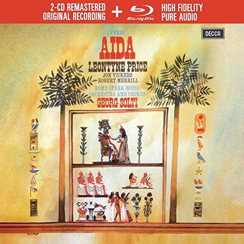 Verdi: Aida [2 CD/Blu-ray Audio][Deluxe Edition]