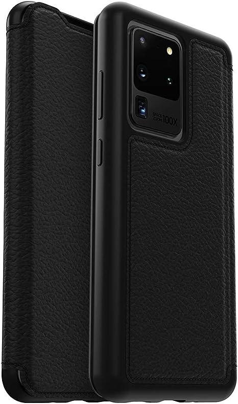 Otterbox Strada Serie Schutzhülle Für Galaxy S20 Ultra Galaxy S20 Ultra 5g Schatten Schwarz Zinn Elektronik