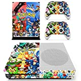 Cheap Vanknight Vinyl Decal Skin Stickers Cover for Xbox One S/Slim Console 2 Controllers