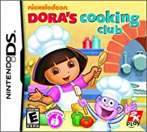 Dora the Explorer: Dora's Cooking Club - Nintendo DS
