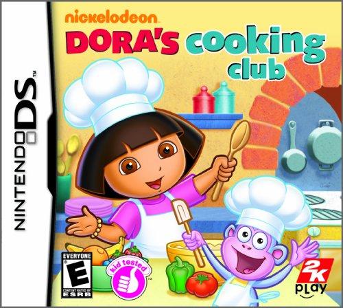 Dora the Explorer: Dora's Cooking Club - Nintendo DS ()