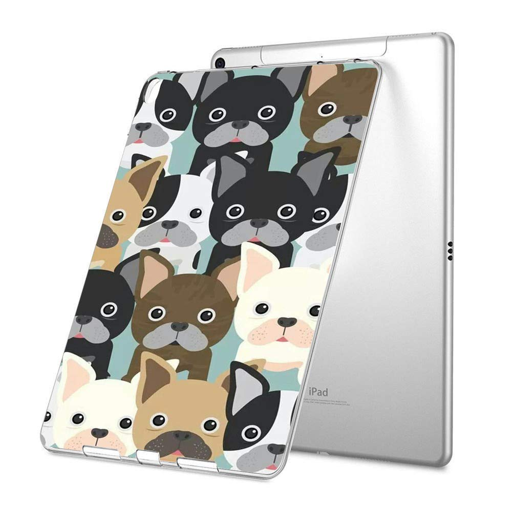 1e9309293f9 Feloowse iPad Pro 9.7 インチ 2018用ケース 2017 Feloowse パーソナライズデザイン 曼荼羅パターン  カラフルなパターン 10.5 UVプリント 柔軟な保護カバー iPad Pro ...