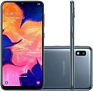 Smartphone Samsung Galaxy A10, 32Gb, Tela 6.2'', Preto, Sm-A105Mzkkzto