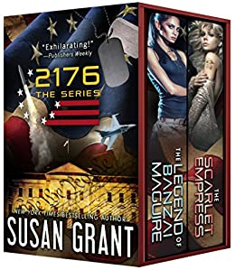 2176 Freedom Series: the complete boxed set by [Grant, Susan]