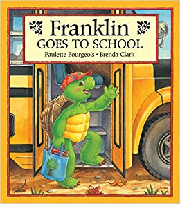 Image result for franklin goes to school