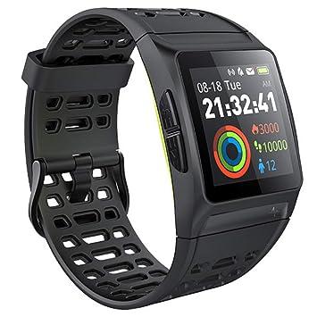 Reloj Inteligente con Monitor de frecuencia cardíaca, análisis de ...