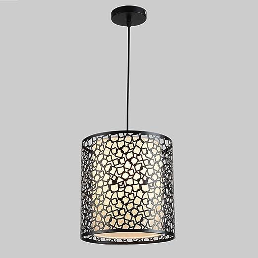 Lámpara minimalista moderna de hierro forjado de una sola cabeza ...