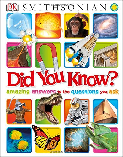 Did You Know Amazing Questions