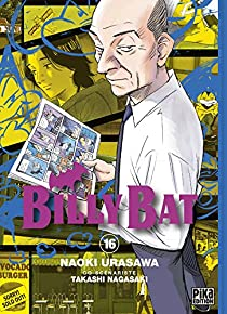 Billy Bat, tome 16 par Urasawa