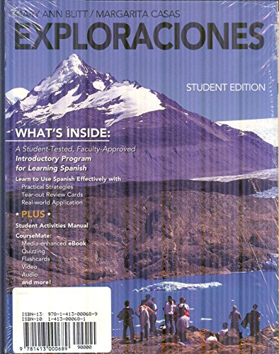 Exploraciones / Investigations (World Languages)