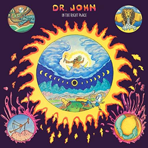 Dr. John - In The Right Place [Disco de Vinil]