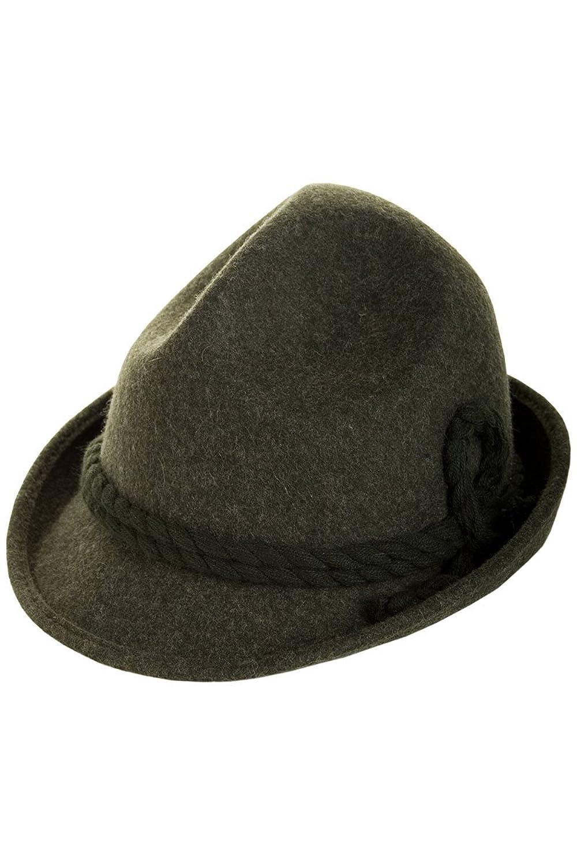 Herren Faustmann Hüte Hut oliv 'Markus', oliv,