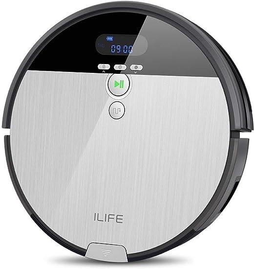 Robot Aspirador ILIFE V8s robot de limpieza de piso de barrido y ...