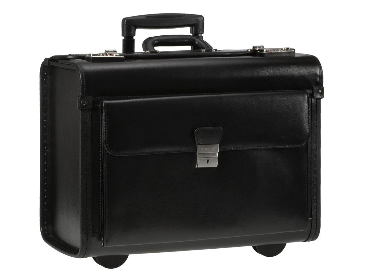 OUM-SET, Mallette pilote  Noir Noir  außen: ca. 49,0 x 40,0 x 26,0 cm Mallette pilote  Noir Noir  außen: ca. 49