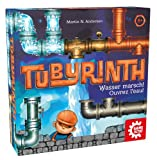 Lion Rampant Imports Tubyrinth Family Board Game