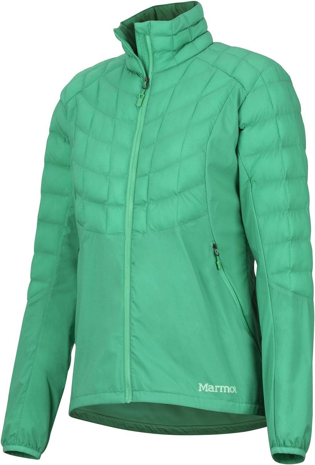 Coupe-Vent Marmot Wms Featherless Hybrid Jacket Softshell Isolante Veste de randonn/ée Anorak Femme