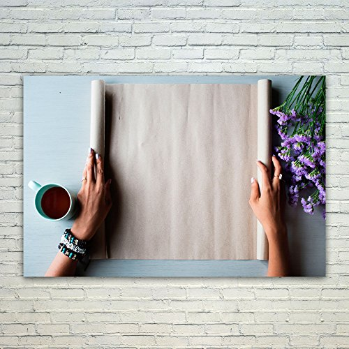 Westlake Art Poster Print Wall Art - Paper Purple - Modern P