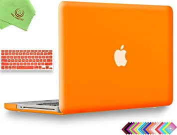 Amazon.com: UESWILL - Carcasa rígida para MacBook Pro con CD ...