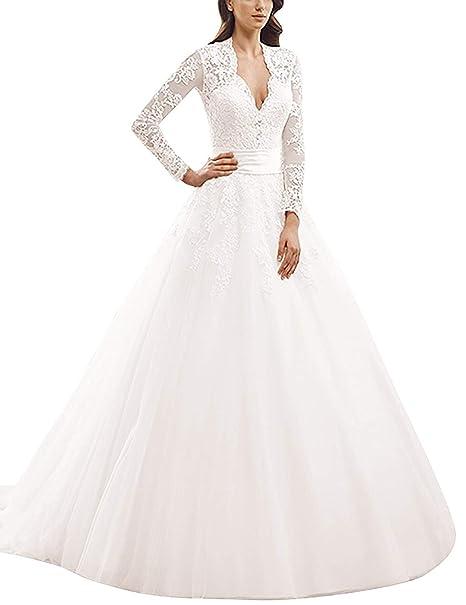 Vestidos de novia vintage amazon
