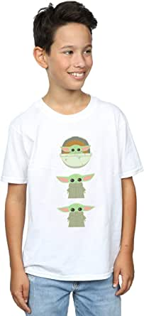 Star Wars Niños The Mandalorian The Child Posing Camiseta