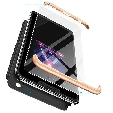 HUOCAI Funda Huawei Honor 8X Cubierta de 360°Caja Protección de ...