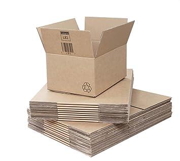 De doble pared cajas de cartón - 405 x 275 x 190 mm (16 x 12 x