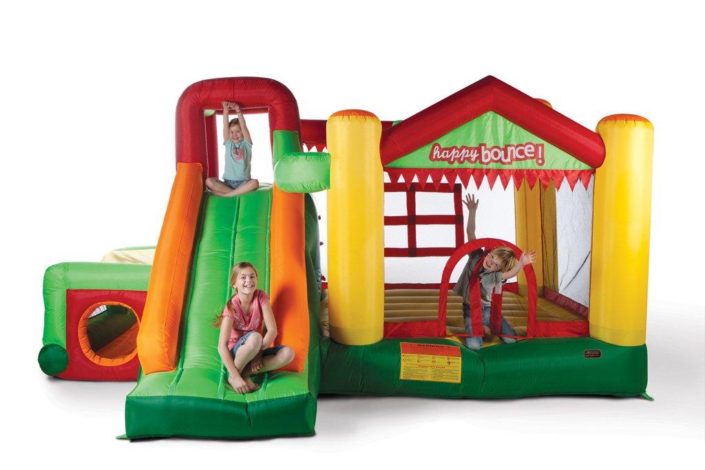 Avyna Hüpfburg Fun Palace 9in1 (für bis zu 5 Kinder)