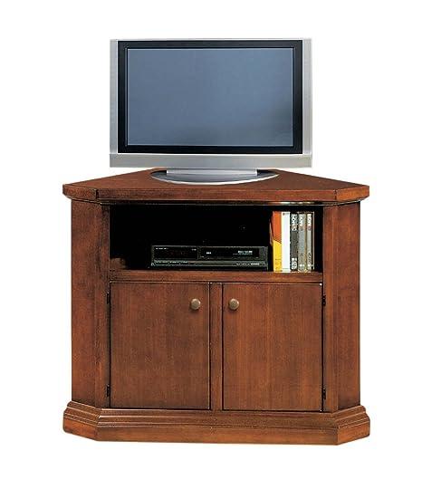 Mobile porta tv portatv angolare 2 porte 1 anta a giorno legno arte ...