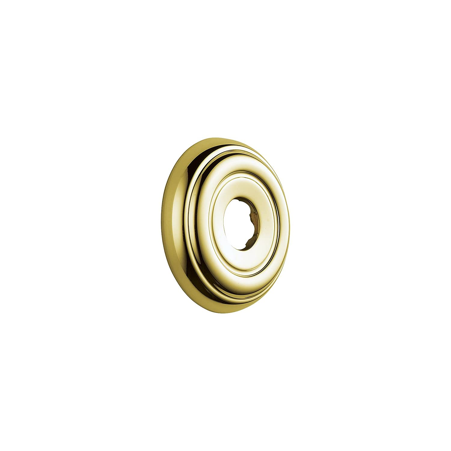 Delta Faucet RP38452SS Botanical, Shower Flange, Stainless