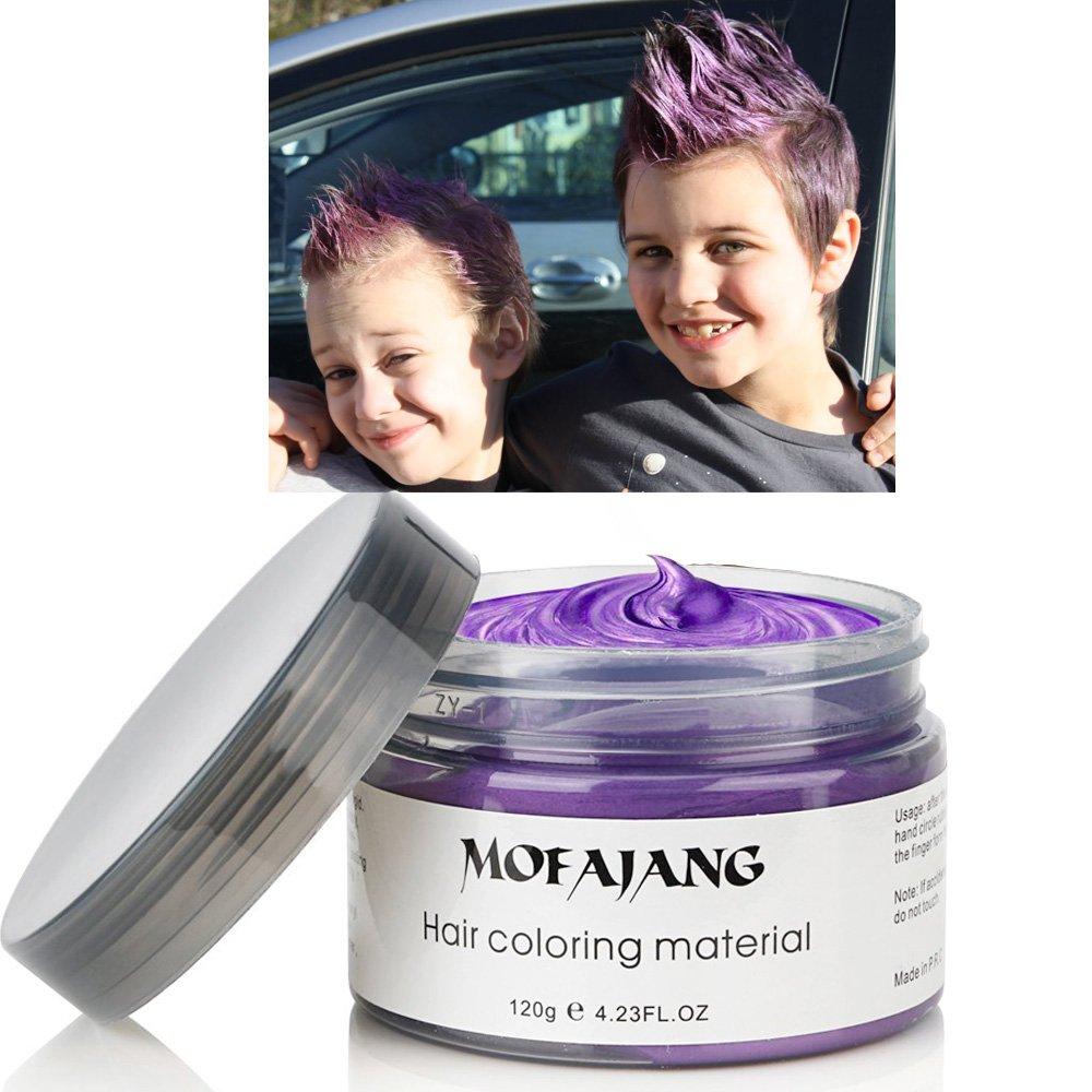 Amazon Inst Hair Wax Temporary Hair Color Wax 423oz Mofajang