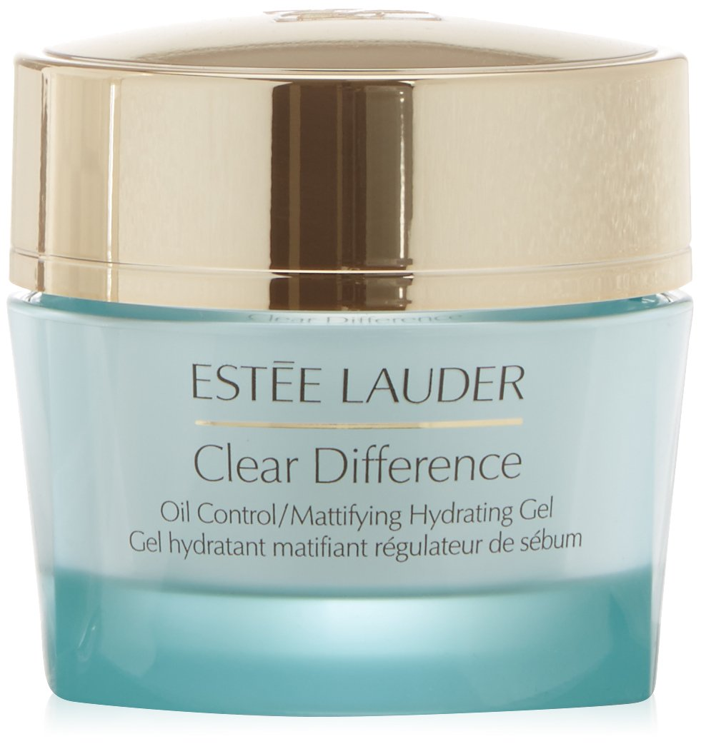 Estee Lauder Clear Difference Oil Control/Mattifying Hydrating Gel 1.7 Ounce