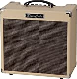 """Roland Blues Cube Hot 30W 1x12"""" Guitar Combo Amplifier with Tube Tone, Vintage Blond"""