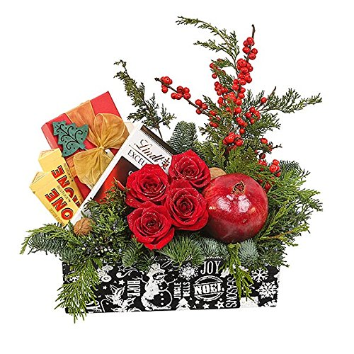 PlantShed - Just beClaus - Gift Basket Hand Delivery in NYC