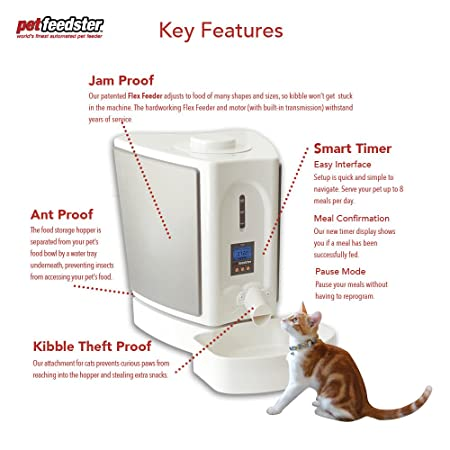 Pet Feedster USA PF-10 CAT Pet Feedster