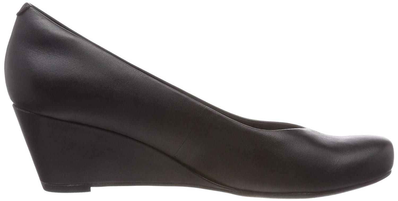 Clarks Damen Damen Damen Flores Tulip Geschlossene Sandalen  0e5659