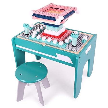 Mesa de juego Mesa de rompecabezas de aprendizaje temprano 3-6 ...