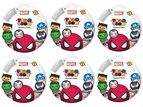 Bundle Marvel Tsum Mystery Pack