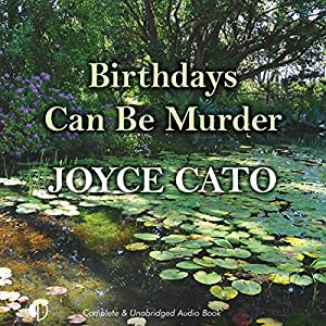 Birthdays Can Be Murder Audiobook