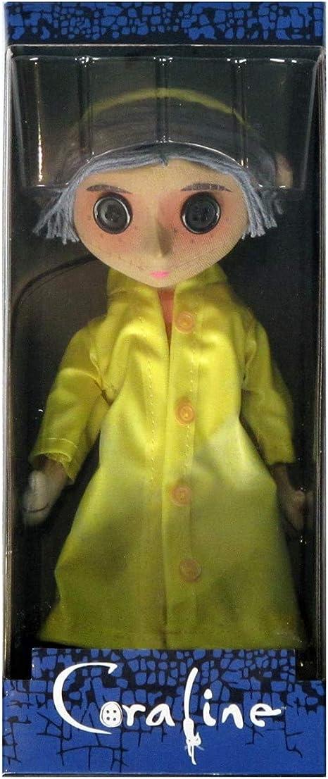 Amazon Com Kobosy Usa Warehouse Neca Coraline The Movie 10 Prop Replica Doll Action Figure Sealed Newitem No 43e8e Ufe6 C2a17074 Toys Games