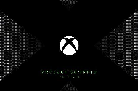 Microsoft Xbox One X Project Scorpio Edition Negro 1000 GB Wifi ...